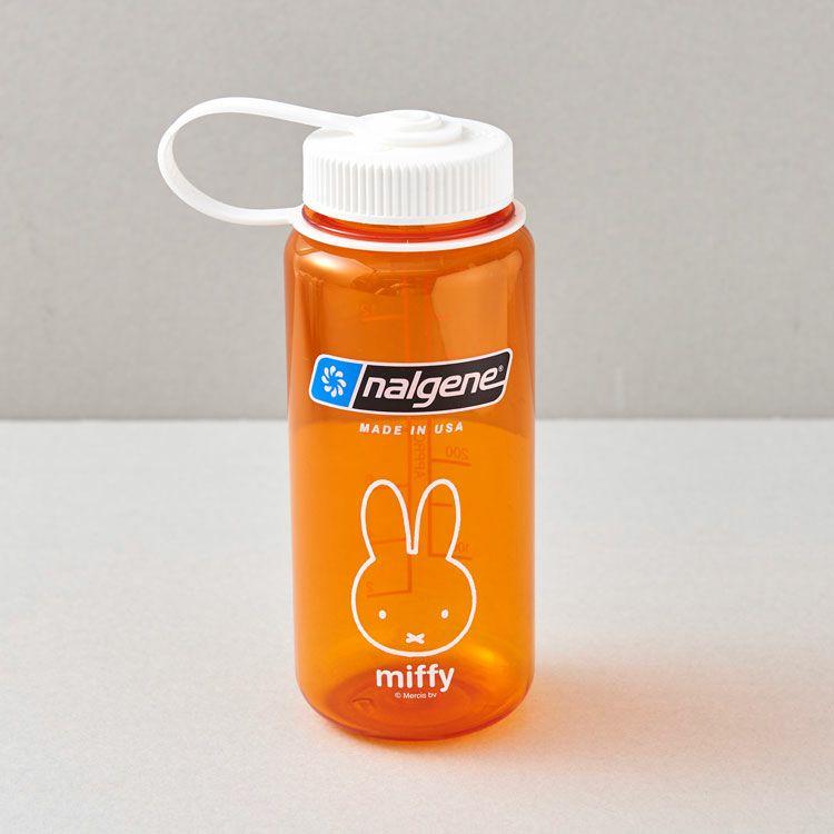 【ミッフィー】nalgeneボトル0.5L(フェイス)